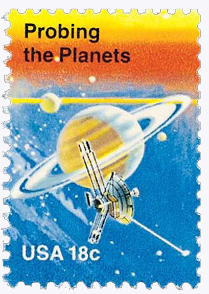 1981 Space Achievement 18c