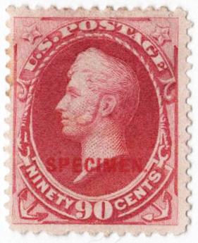 1879 90c carmine