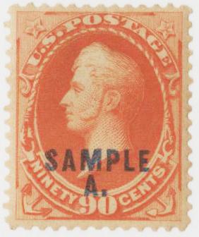 1889 90c orange