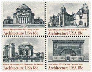 1981 18c American Architecture