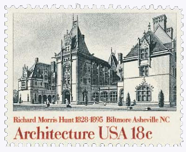 1981 18c American Architecture: Biltmore