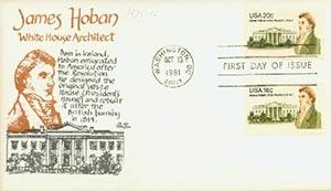 1981 18c & 20c Hoban