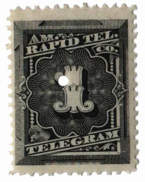 1881 1c black