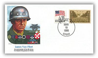 1986 James A Van Fleet Comm Cvr