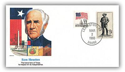 1986 Sam Houston Comm Cvr