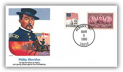 1986 Philip Sheridan Comm Cvr