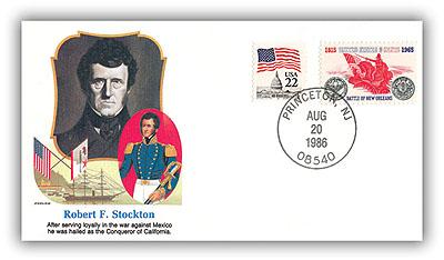1986 Robert F Stockton Comm Cvr