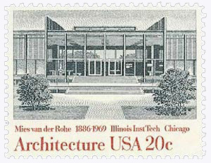 1982 20c American Architecture: Illinois Institute of Technology