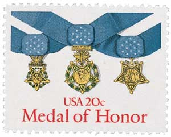 1983 20c Medal of Honor