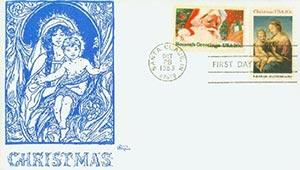 1983 20c Christmas