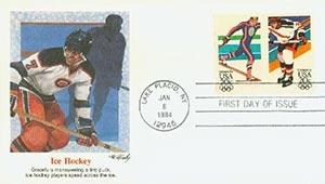 1984 Cross Country/Hockey