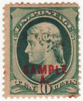 1889 10c green