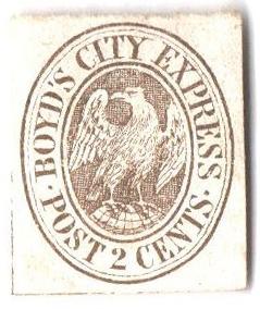 1861 2c gold