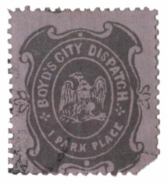 1877 (1c) grey violet, lilac