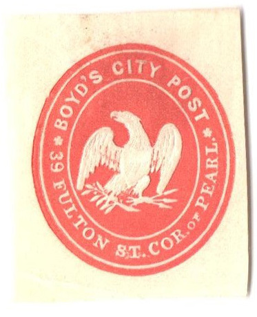 1864 red, cream