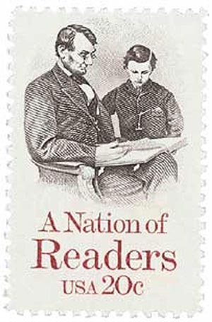 1984 20c Nation of Readers