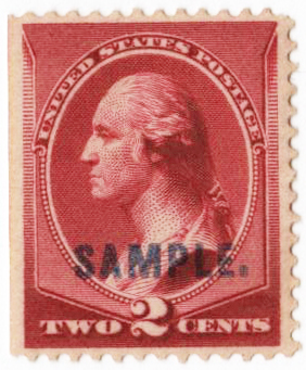 1889 2c color varies