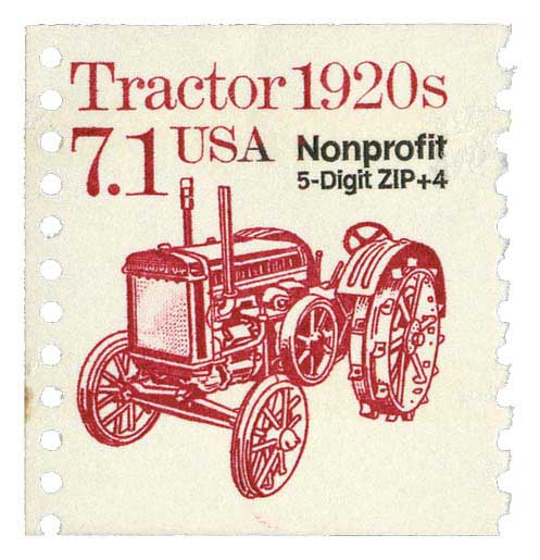 1989 7.1c Tractor 1920s, coil