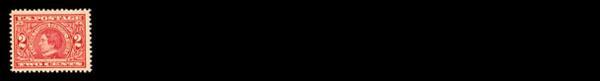 25 Horizontal Strip Mounts, Black, Split-back, 215 x 29 millimeters (8-7/16 x 1-1/8 inches)