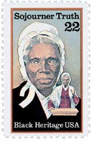 1986 22c Black Heritage: Sojourner Truth