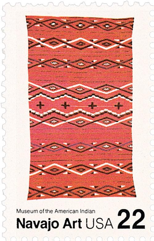 1986 22c Multicolored a