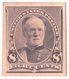 1890-93 8c lilac