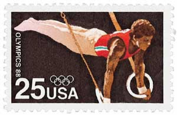 1988 25c Summer Olympics