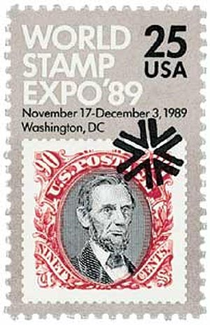 1989 $2 40 Moon Landing for sale at Mystic Stamp Company