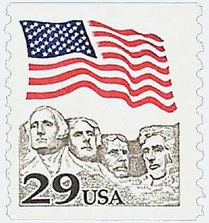 1991-92 Mt. Rushmore, Color Error