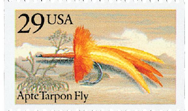 1991 29c Apte Tarpon