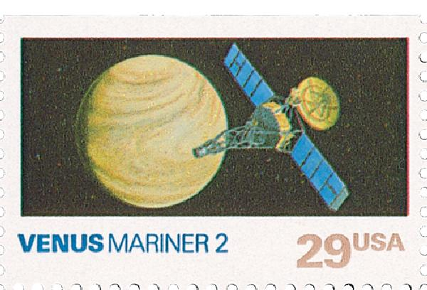 1991 29c Space Exploration: Venus