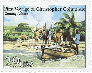 1992 29c Coming Ashore