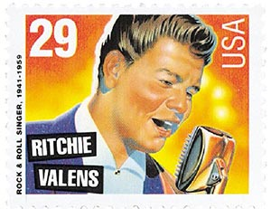 1993 29 Ritchie Valens,single