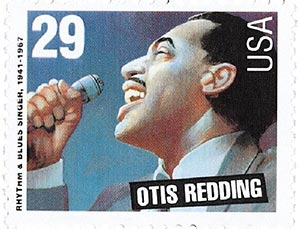 1993 29c Otis Redding,single
