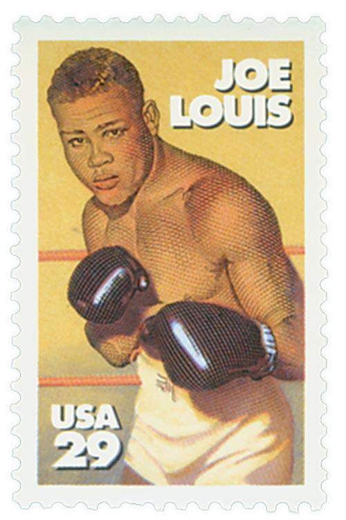 1993 29c Joe Louis