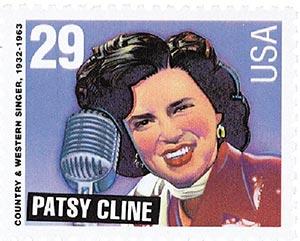 1993 29c Patsy Cline