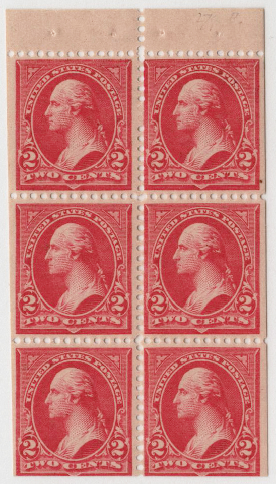 1900-03 2c red