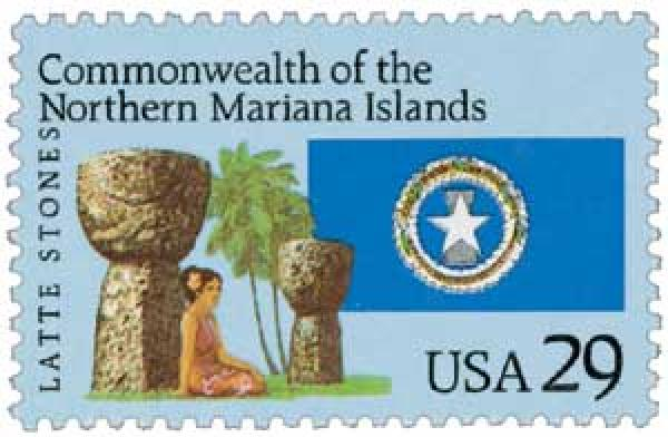 1993 29c Commonwealth of the Northern Mariana Islands