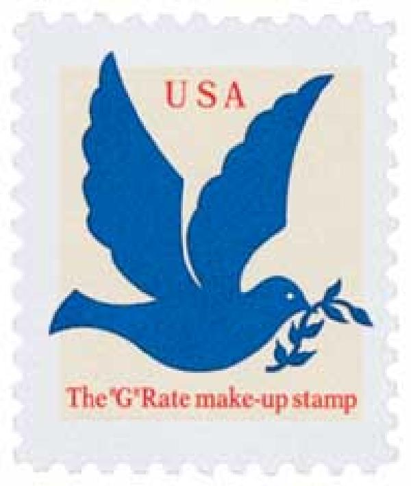 1994 3c Dove, ABN Make-up rate