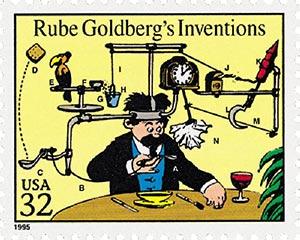 rube goldberg machine for sale