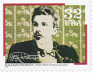 1996 32c Pioneers of Communication: William Dickson