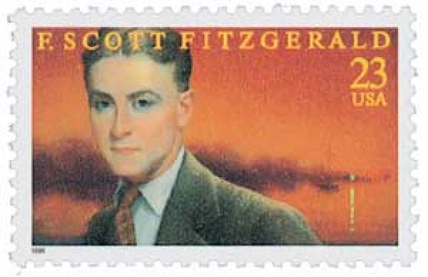 U.S. #3104 was issued for Fitzgerald's 100th birthday.