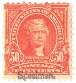 1902 50c orange