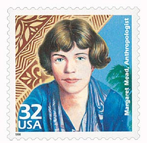 1998 32c Celebrate the Century - 1920s: Margaret Mead