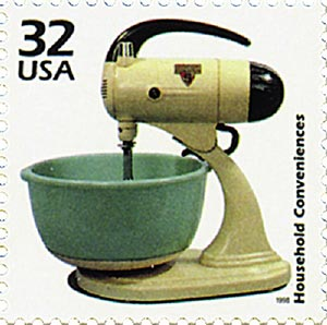 1998 32c Celebrate the Century - 1930s: Household conveniences