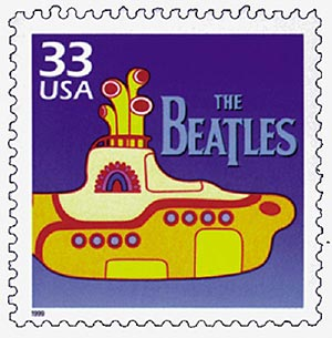 1999 33c Celebrate the Century - 1960s: The Beatles