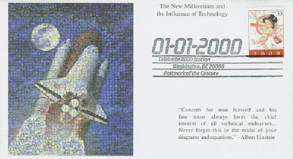 Millennium Special Event Cover 2000 Baby