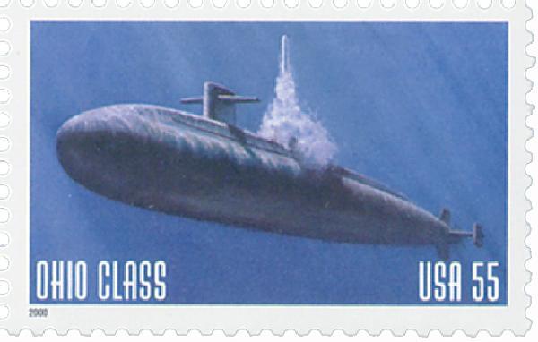 2000 55c Ohio class