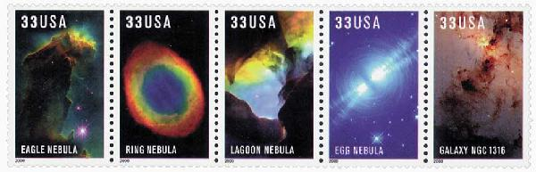2000 33c Edwin Powell Hubble