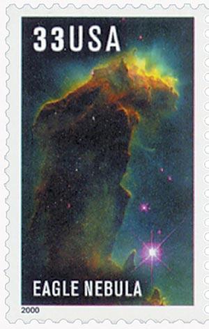 2000 33c Eagle nebula